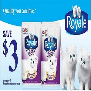 Royale Velour Toilet Paper Image Gallery