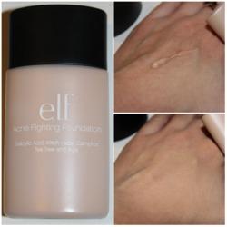e.l.f. Cosmetics Acne Fighting Foundation