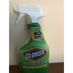 Clorox Clean Up Cleaner & Bleach
