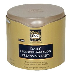 ROC Daily Microdermabrasion Cleansing Disks