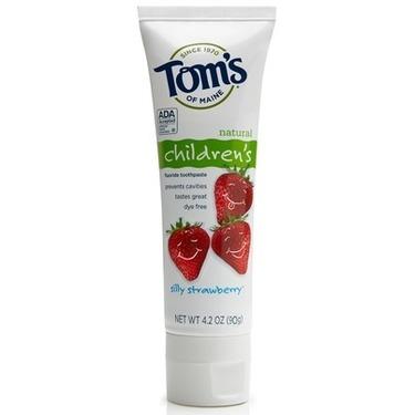 Tom's of Maine Children's Fluoride-Free Toothpaste