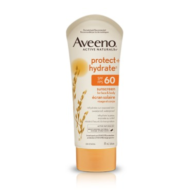 Aveeno Protect Hydrate Sunscreen Lotion SPF 60