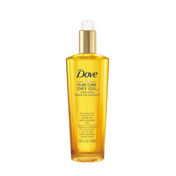 Dove Pure Care Dry Oil Nourishing Hair Treatment with African Macadamia Oil