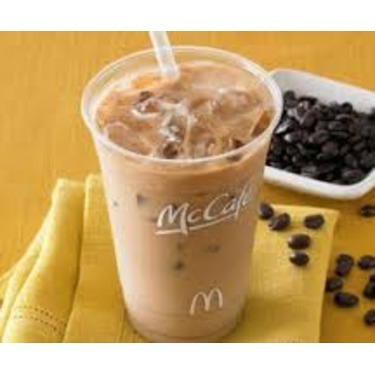 McDonald's Iced Coffee