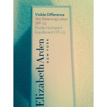 Elizabeth Arden Visable Difference Skin Balancing Lotion