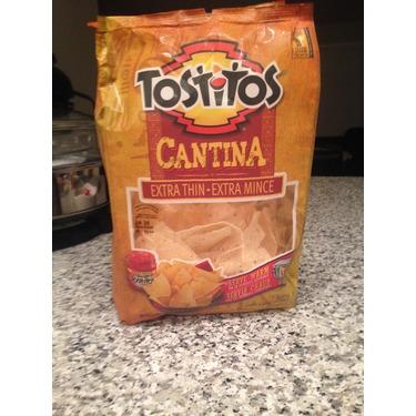 Tostitos Cantina Extra Thin  Tortilla Chips