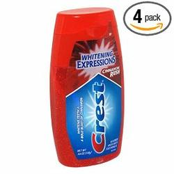 Crest Cinnamon Rush Toothpaste