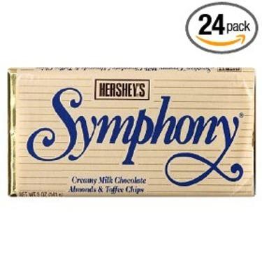 Hershey's Symphony Chocolate Bar