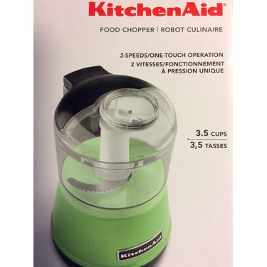 Kitchenaid 3 5 Cup Food Chopper Reviews In Food Processors And