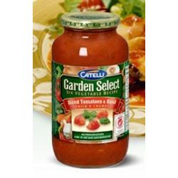 Catelli Garden Select Tomato & Basil Pasta Sauce