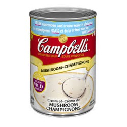 Campbell's Cream of Mushroom Soup