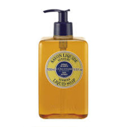 L'Occitane Shea Butter Verbena Liquid Hand Soap