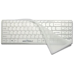 Seal Shield: Clean Wipe Medical Grade Chiclet Keyboard