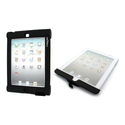 Seal Shield: Silicone Bumper Case for iPad 2 & The New iPad