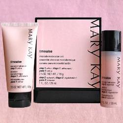 Mary Kay Timewise Microdermabrasion