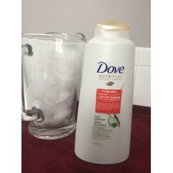 Dove Nutrative Solutions Shampoo