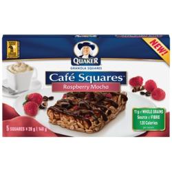 Quaker Café Squares