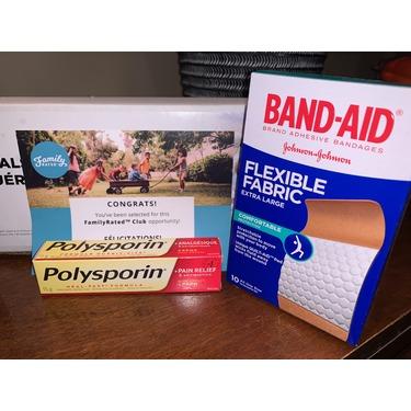 POLYSPORIN® Plus Pain Relief Cream