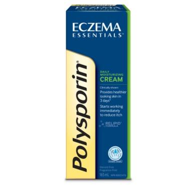 Polysporin Eczema Essentials Daily Moisturizing Cream
