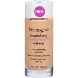 Neutrogena Nourishing Long Wear Make-Up