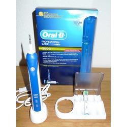 Oral B Braun Professional Care 3000 Electric Toothbrush