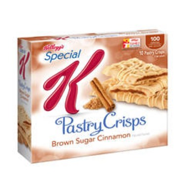 Kellogs Special K bars cookies and cream