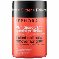 Sephora Instant Nail Polish Remover For Glitter