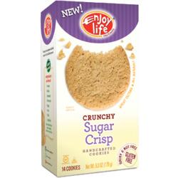 Enjoy Life Crunchy Sugar Crisp Cookies