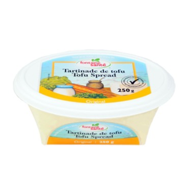 Tartinade de Tofu - Fontaine Santé