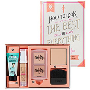Benefit Cosmetics How to Look the Best At Everything Kit