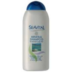 MINERAL SHAMPOO for normal to oily hair - 400 ml