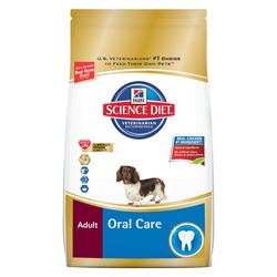 Science Diet Oral Care Dog Food