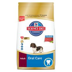 Science Diet Oral Care Dog Food