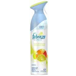 Febreze Air Effects Sweet Citrus & Zest
