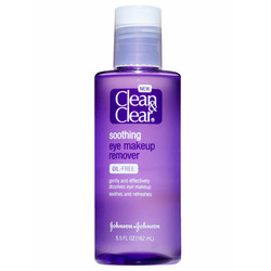Clean & Clear Soothing Eye Makeup Remover