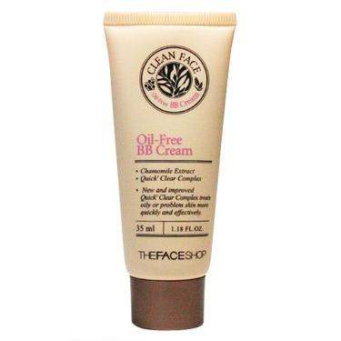 THEFACESHOP Oil Free BB Cream