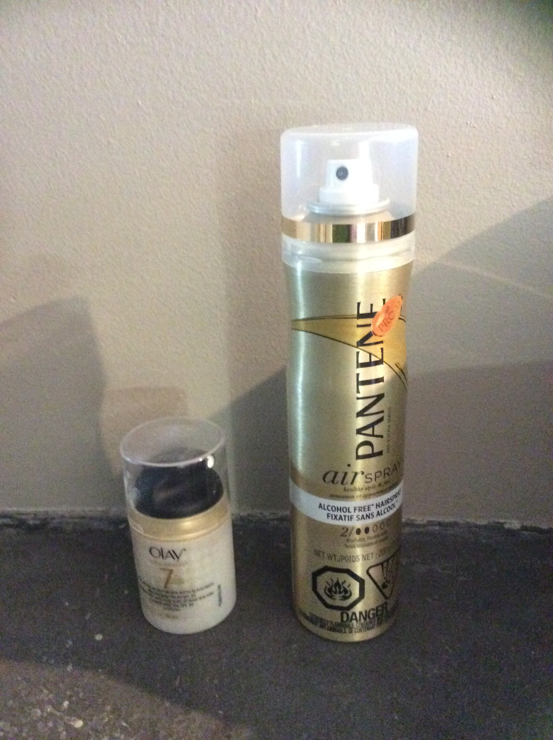 Oil of olay facial moisturizer