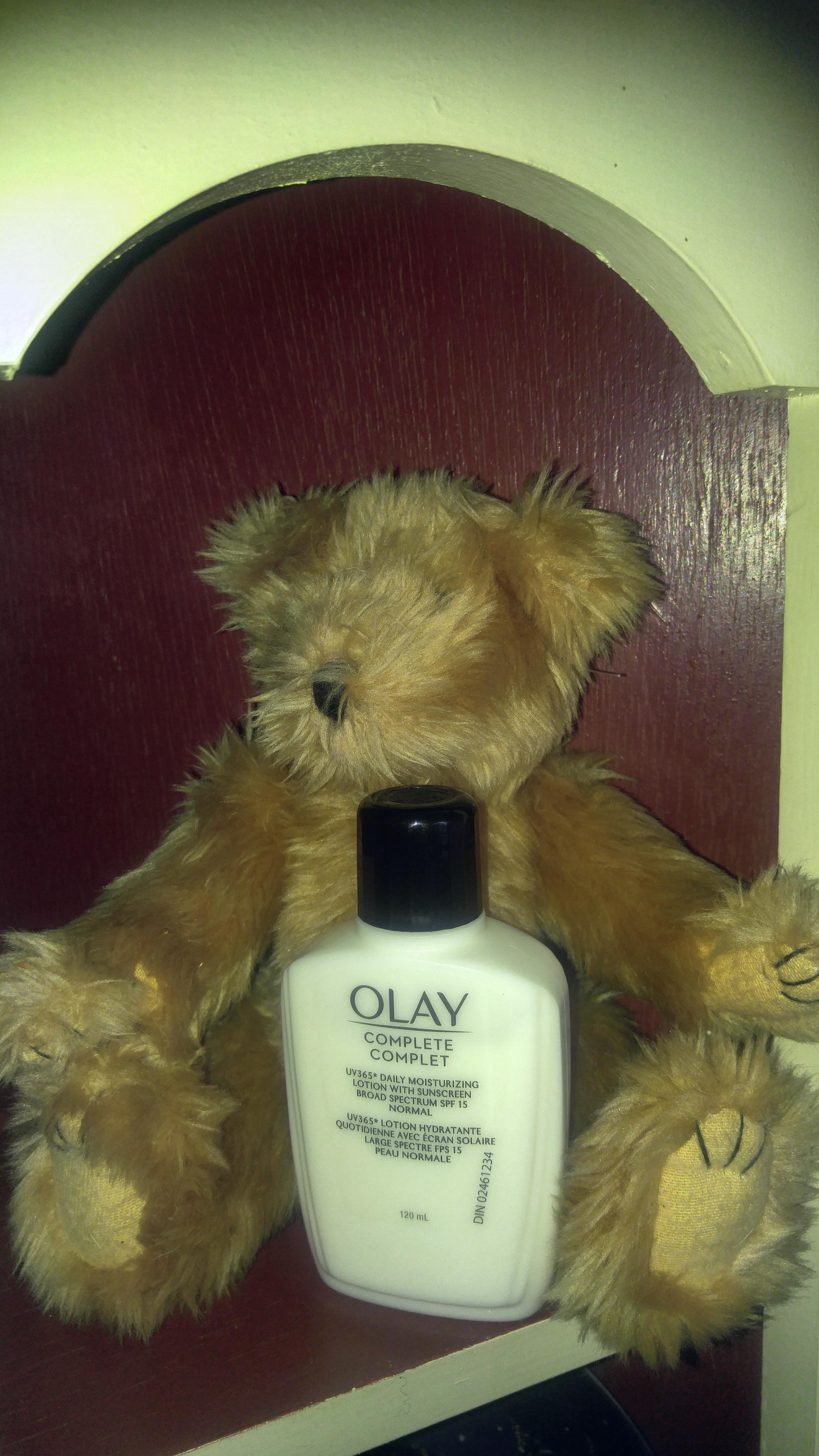 Oil of olay moisturizer reviews