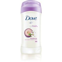Dove® Advanced Care Go Fresh Antiperspirant Stick Rebalance