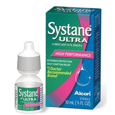 Systane Ultra Lubricating Eye Drops