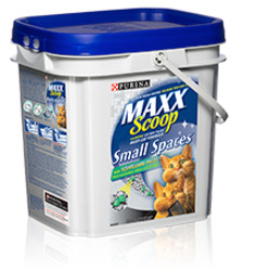 Purina Maxx Scoop Small Spaces Cat Litter