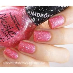 Nicole by OPI in Candy is Dandy (Gumdrops)