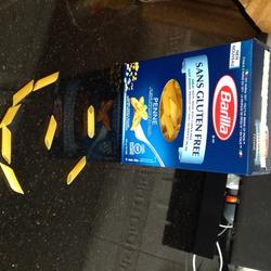 Barilla Gluten Free Penne Pasta