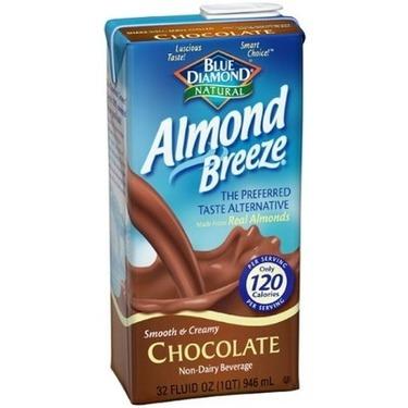 Blue Diamond Almond Breeze Chocolate