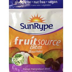 Sunrype Fruitsource Energy Bars