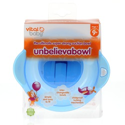 vital baby Unbelievabowl™ Suction Bowl