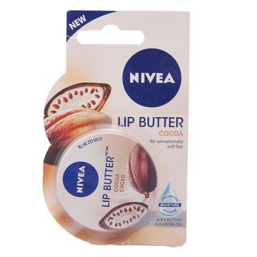 NIVEA Lip Butter in Vanilla & Macadamia