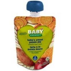 Baby Gourmet Baby Food - Sweet Potato Pie