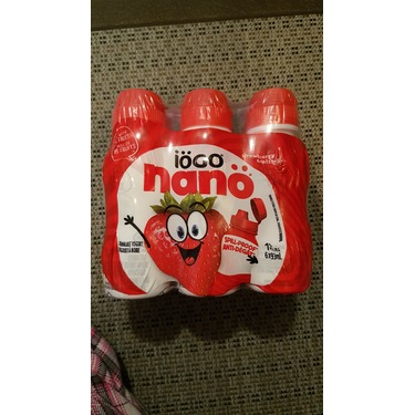 IOGO Nano Drinkable Yogurt