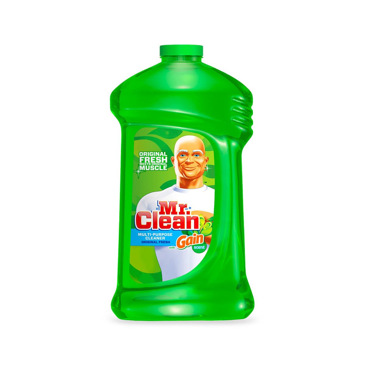 mr clean with gain original scent multi purpose cleaner